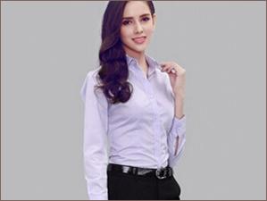 女式衬衫款式