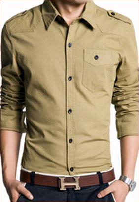 哪些面料的冬季衬衫穿着不容易皱呢?