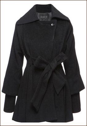 一件就足够,羊毛大衣风度温度都给你!